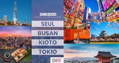 DIM 2020 - Międzynarodowy Kongres DIO EcoDigital, Korea + Japnia