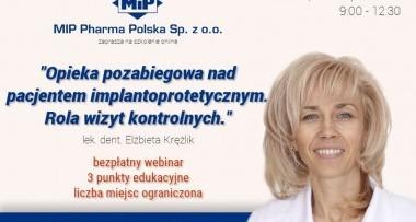 Zapraszamy na WEBinarium MIP Pharma