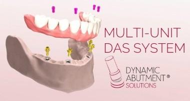 Nowy system DAS MULTI-UNIT