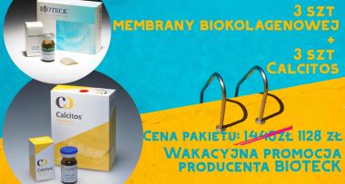 Wakacyjna promocja producenta BIOTECK
