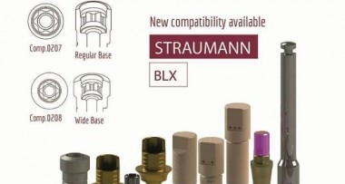 Nowe Kompatybilności DAS dla Straumann-em BLX