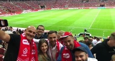 Mecz Polska-Austria 9.09.2019 z kontrahentami KTI Implants