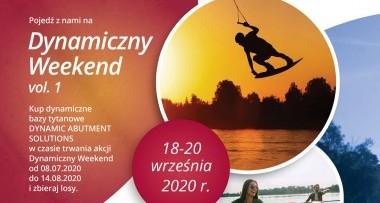 Dynamiczny Weekend Vol.1