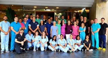 Ostatni w tym roku Praktyczny Maraton Implantologiczny odbył się w dniach 2-6.12.2019